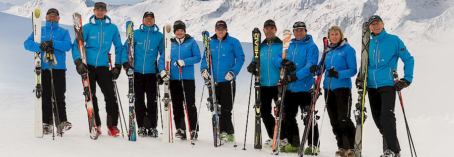 Team - Skischule Exclusiv in Obergurgl